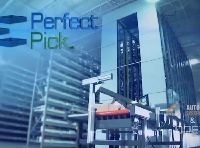 OPEX Perfect Pick - Warehouse Automation