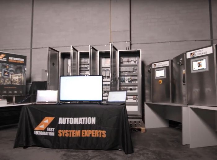 Explosives Manufacturing Automation