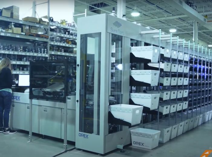 OPEX Sure Sort - Order Fulfillment Automation