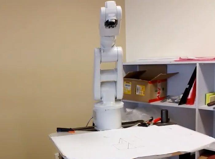 Human Interface Robot