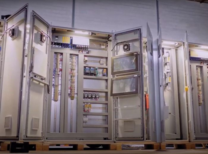 Fast Automation Control Cabinets